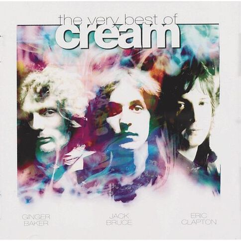 The Very Best of CD by Cream 1Disc
