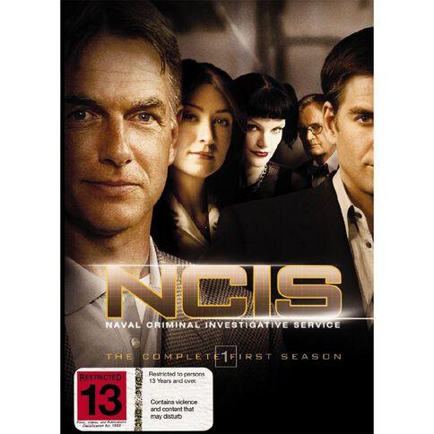 NCIS Season 1 DVD 6Disc