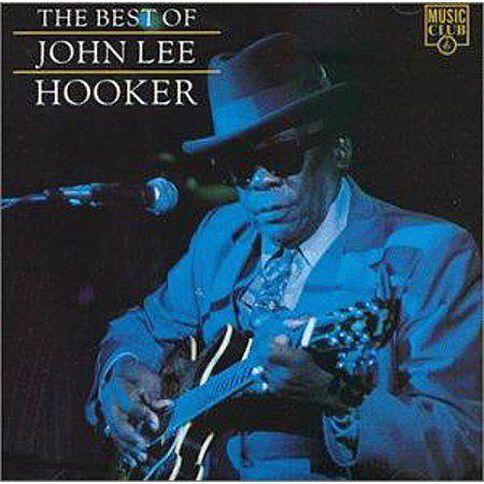 The Best Of CD by John Lee Hooker 1Disc