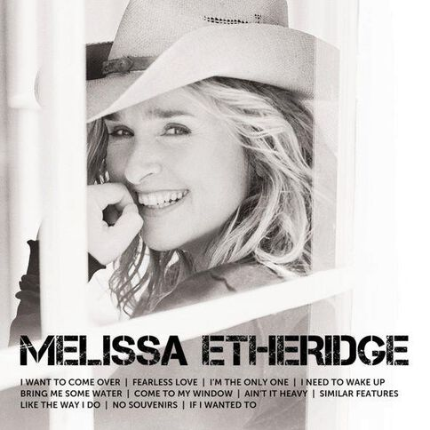 Icon CD by Melissa Etheridge 1Disc
