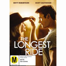 The Longest Ride DVD 1Disc