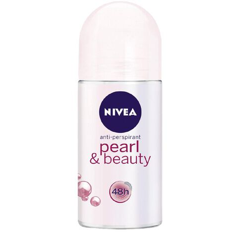 Nivea Roll On Deodorant Pearl And Beauty 50ml