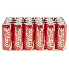 Coca Cola Cans 330ml 24 Pack