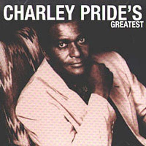 Greatest Hits CD by Charley Pride 1Disc