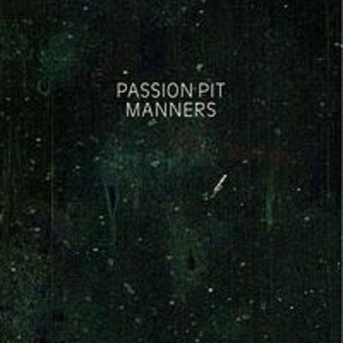 Manners by Passion Pit 1CD