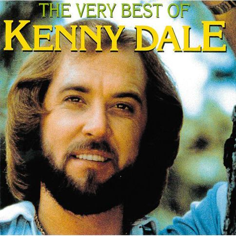 The Very Best of CD by Kenny Dale 1Disc