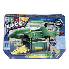 Thunderbirds Play Set TB2
