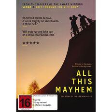 All this Mayhem DVD 1Disc