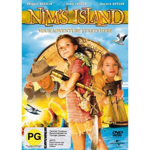 Nims Island DVD 1Disc