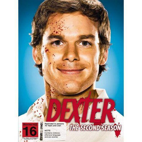 Dexter Season 2 DVD 4Disc