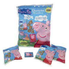 Peppa Pig Character Cookies 200g