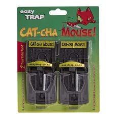 Easy Trap Catcha Mouse Trap 2 Pack