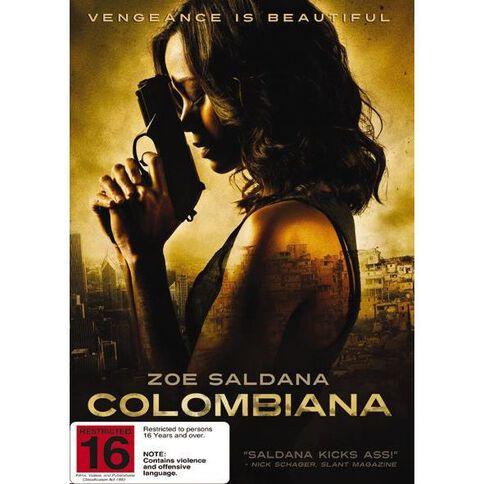 Columbiana DVD 1Disc