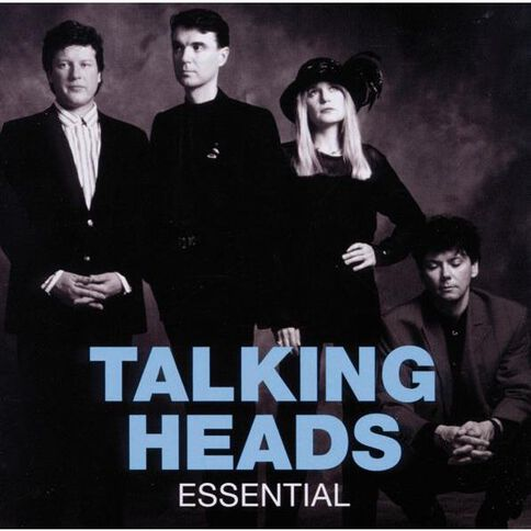 Essential CD by Talking Heads 1Disc