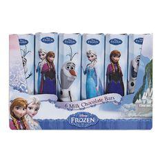 Frozen Milk Chocolate Bars 84g