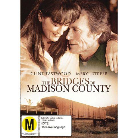 Bridges of Madison County DVD