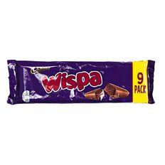 Cadbury Wispa 25.5g 9 Pack