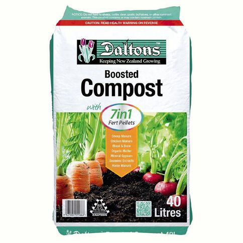 Daltons 7-in-1 Boosted Compost 40L