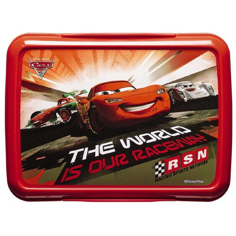 Cars Disney Klip-it Lunch Box 2L