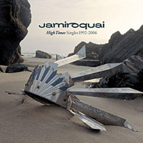 Singles 1992-2006 Cd by Jamiroquai 1Disc