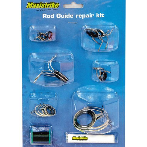 Maxistrike Rod Guide Repair Kit