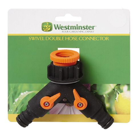 Westminster Hose Connector with Swivel Connection Snap-In