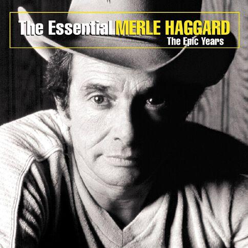 CD Merle Haggard The Essential