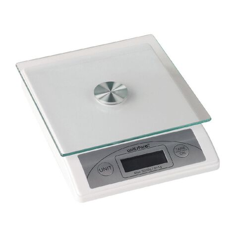Wiltshire Kitchen Scale Digital Glass 5kg