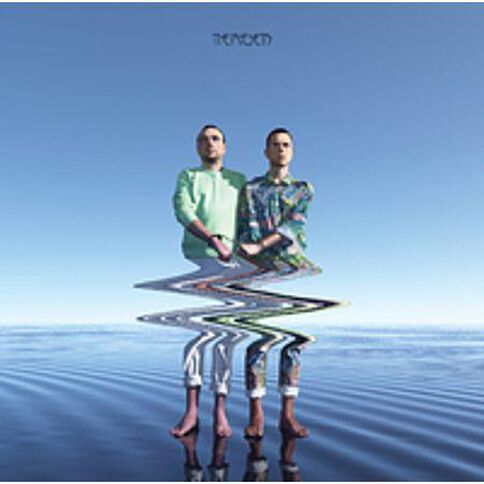 LP The Presets Pacific