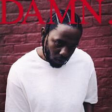 Damn CD by Kendrick Lamar 1Disc