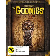 Goonies 25th Anniversary Edition DVD 1Disc