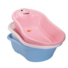 Babywise Baby Bath Assorted Colours