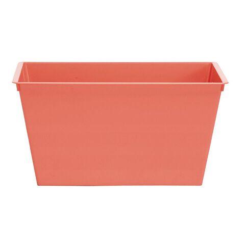 Taurus Flexi Tub Rectangular Pink Light 4.5L