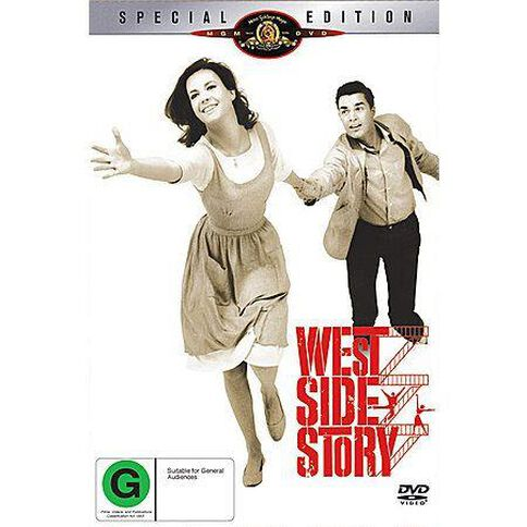 West Side Story 1DVD