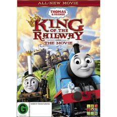 Thomas & Friends King of the Railway DVD 1Disc