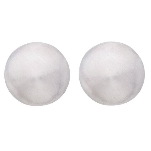 Sterling Silver Ball Stud 12mm