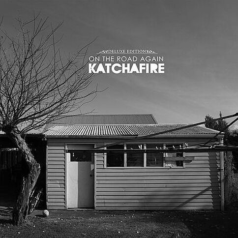 On The Road Again (Deluxe Edition) CD/DVD by Katchafire 2Disc