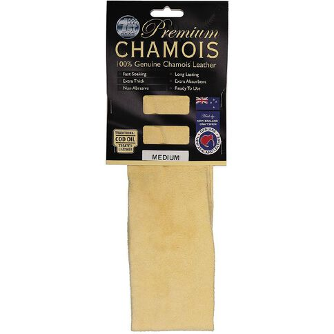 Precision Premium Leather Chamois Medium