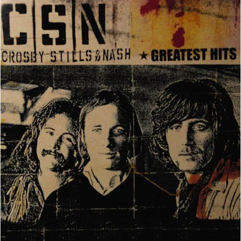Greatest Hits CD by Crosby Stills and Nash 1Disc