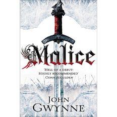 Faithful & the Fallen #1 Malice by John Gwynne