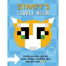Stampy Cat by Joseph Garrett