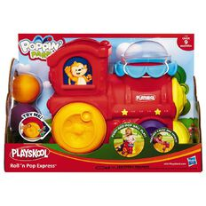 Playskool Roll N Pop Express