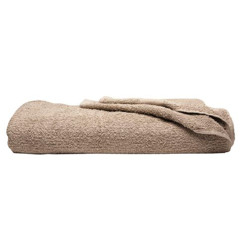 Necessities Brand Spa Towel Taupe