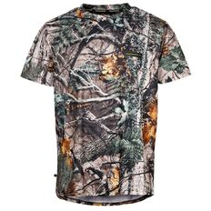 Back Country Men's Camouflage Cool Dry Tee