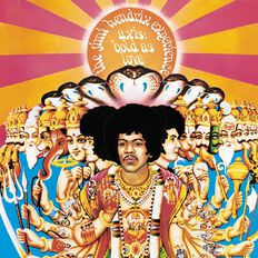 Axis Bold As Love Vinyl by Jimi Hendrix Experience 1Record