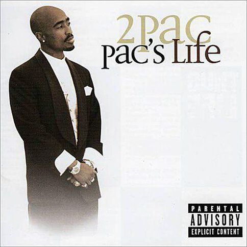Pacs Life. by 2Pac CD