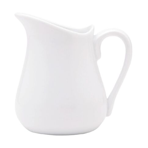 Harrison & Lane Serve Jug Belly 500ml White