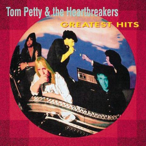 Greatest Hits CD by Tom Petty & The Heartbreakers 1Disc