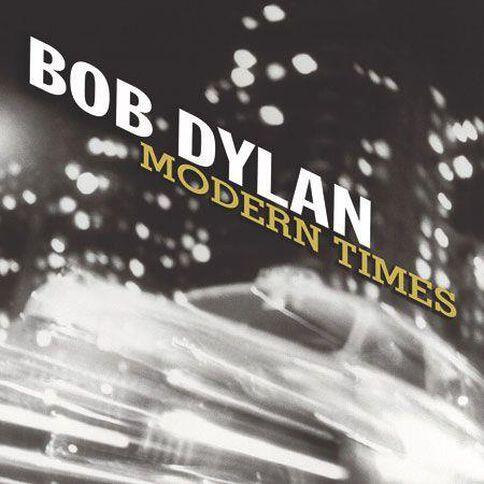 Modern Times CD by Bob Dylan 1Disc