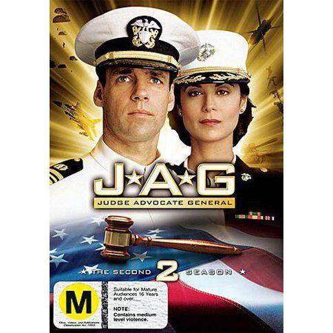 Jag Season 2 DVD 4Disc